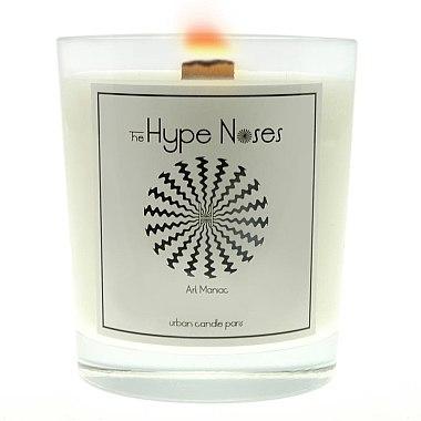 Lumânare parfumată - The Hype Noses Art Maniac — Imagine N1