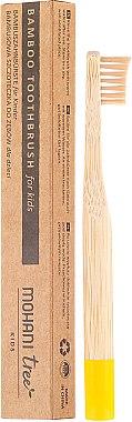 Periuță din bambus, moale - Mohani Toothbrush