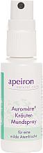 Parfumuri și produse cosmetice Spray de gură - Apeiron Auromere Herbal Mouth Spray