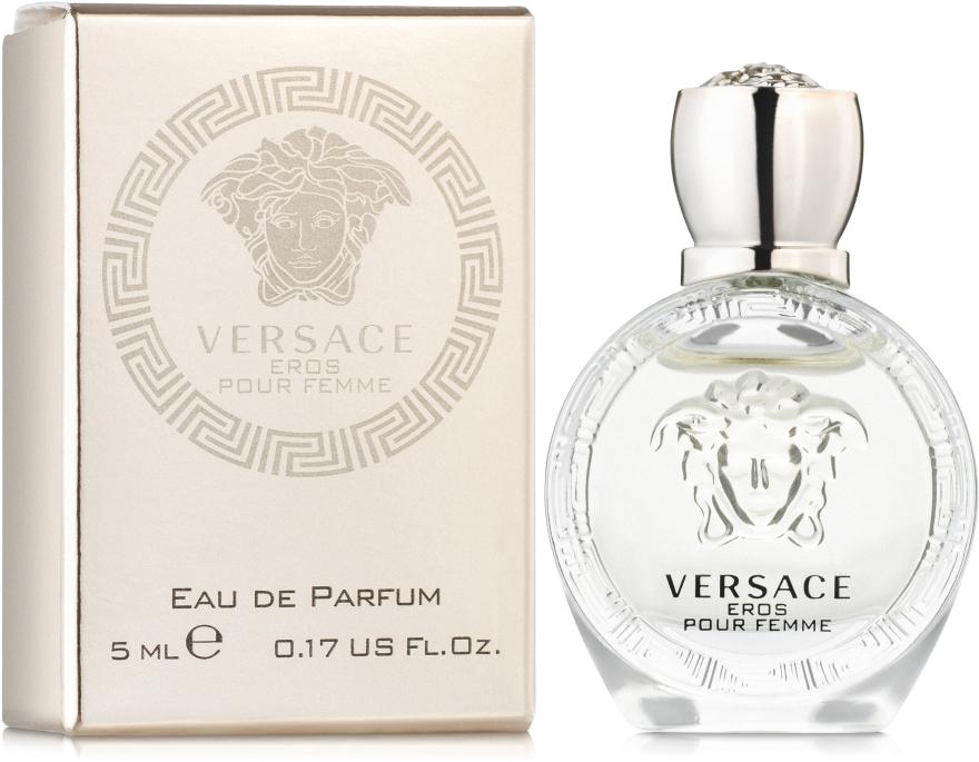 Versace Eros Pour Femme - Apă de parfum (mini)