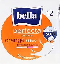 Parfumuri și produse cosmetice Absorbante Perfecta Ultra Orange, 12 buc. - Bella