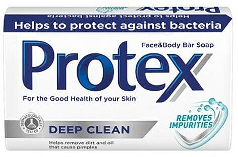 Săpun antibacterian - Protex Deep Clean Antibacterial Soap