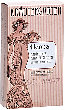 Parfumuri și produse cosmetice Henna, pulbere neagră - Styx Naturcosmetic Henna Pulver Rot Stark
