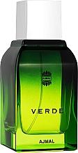 Parfumuri și produse cosmetice Ajmal Verde - Apă de parfum