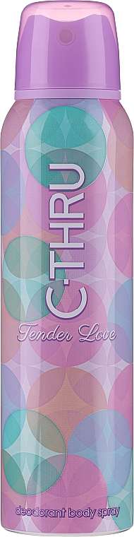 C-Thru Tender Love - Set (edt/30ml + deo/spray/150ml) — Imagine N3