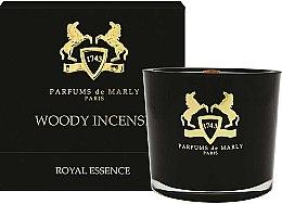 Parfumuri și produse cosmetice Parfums de Marly Woody Incense - Lumânare aromatică