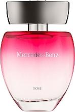Parfumuri și produse cosmetice Mercedes-Benz Rose - Apă de toaletă