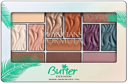 Paletă farduri de ochi - Physicians Formula Butter Eyeshadow Palette