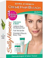 Parfumuri și produse cosmetice Cremă de iluminare intensivă a feței și a corpului - Sally Hansen Extra Strength Creme Bleach