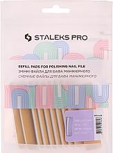 Parfumuri și produse cosmetice Rezerve abrazive pentru pilă de unghii, 240 GR, DFE-51-240 - Staleks Pro (10 bucăți)