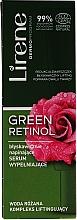 Parfumuri și produse cosmetice Ser facial  - Lirene Green Retinol Serum