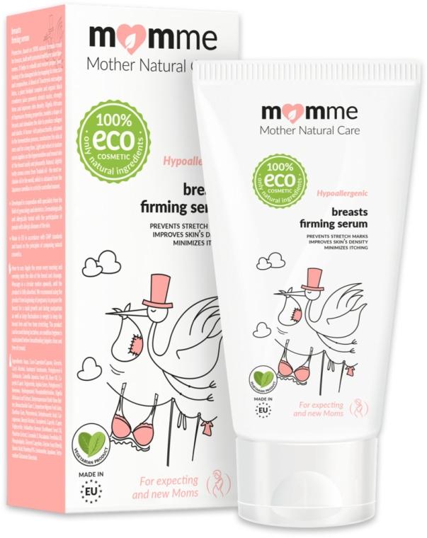 Cremă pentru sâni - Momme Mother Natural Care — Imagine N1