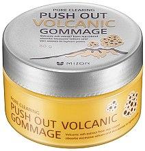Parfumuri și produse cosmetice Gommage cu cenușă vulcanică împotriva petelor negre - Mizon Push Out Volcanic Gommage