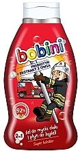 """Parfumuri și produse cosmetice Spumă de baie """"SuperErou"""" 2 in 1 - Bobini"""