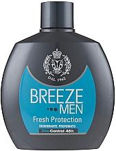 Parfumuri și produse cosmetice Breeze Squeeze Deodorant Fresh Protection - Deodorant pentru corp