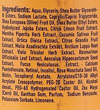 Ser hidratant cu vitamine pentru mâini - Eco U — Imagine N3