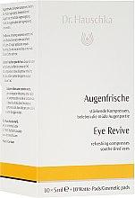 Parfumuri și produse cosmetice Ser pentru ameliorarea oboselii ochilor - Dr. Hauschka Augenfrische Augenserum