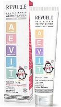 Parfumuri și produse cosmetice Cremă pentru copii împotriva vremii nefavorabile - Revuele Winter Care Aevit Baby Crem