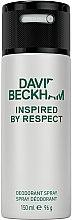 Parfumuri și produse cosmetice David Beckham Inspired by Respect - Deodorant spray