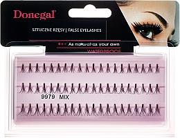 Parfumuri și produse cosmetice Gene false, smocuri - Donegal Eyelashes Mix