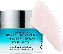Parfumuri și produse cosmetice Cremă modelatoare pentru gât - Dr. Brandt Needles No More Sculpting Cream