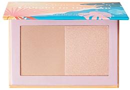 Parfumuri și produse cosmetice Paletă bronzer pentru față - Moira Caught In The Sun Dual Bronzer Palette