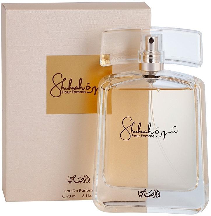 Rasasi Shuhrah Pour Femme - Apă de parfum