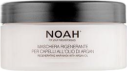 Parfumuri și produse cosmetice Mască pe bază de ulei de aragan pentru păr - Noah