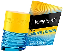 Parfumuri și produse cosmetice Bruno Banani Man Limited Edition 2021 - Apă de toaletă
