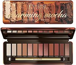 Parfumuri și produse cosmetice Paletă de farduri de ochi - Eveline Cosmetics Charming Mocha Eyeshadow
