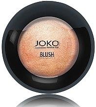Parfumuri și produse cosmetice Fard de obraz copt - Joko Mineral Blush