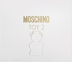 Духи, Парфюмерия, косметика Moschino Toy 2 - Set (edp/50ml + b/lot/50ml + sh/gel/50ml)