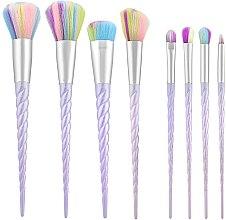 Parfumuri și produse cosmetice Set pensule pentru machiaj, 8 buc. - Tools For Beauty