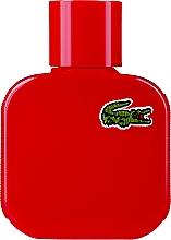 Parfumuri și produse cosmetice Lacoste Eau de L.12.12 Rouge-Energetic - Apă de toaletă