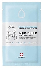 Parfumuri și produse cosmetice Mască hidratantă pentru față - Leaders Aquaringer Skin Clinic Mask