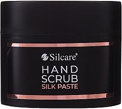 Духи, Парфюмерия, косметика Pastă-peeling pentru mâini - Silcare Hand Scrub Silk Paste