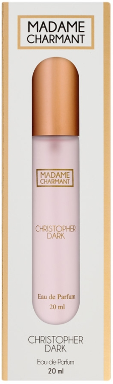 Christopher Dark Madame Charmant - Apă de parfum (mini)
