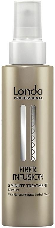 Spray cu keratină pentru păr - Londa Professional Fiber Infusion 5 Minute Treatment