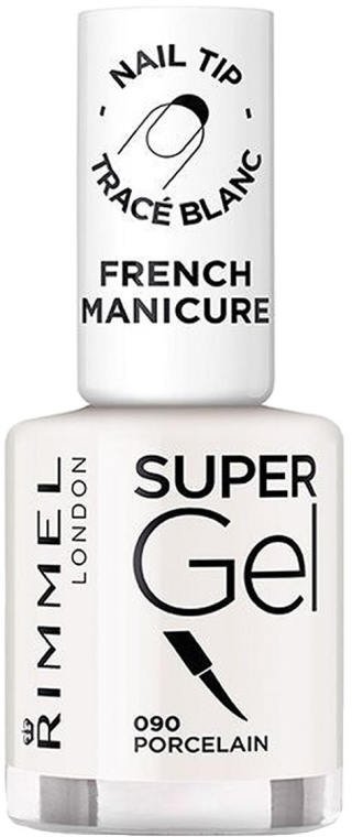 Гель-лак для французского маникюра - Rimmel Super Gel French Manicure — фото N1