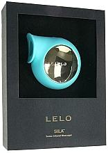Parfumuri și produse cosmetice Sonic Clitoris Stimulator - Lelo Sila Aqua