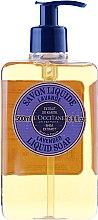 """Parfumuri și produse cosmetice Săpun lichid """"Lavandă"""" - L'Occitane Lavande Liquid Soap"""