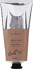"""Parfumuri și produse cosmetice Cremă de mâini """"Oriental"""" - Scandia Cosmetics Hand Cream 25% Shea Orient"""