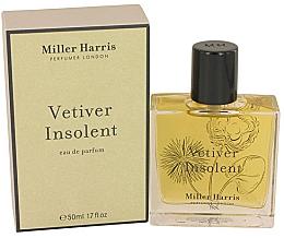Parfumuri și produse cosmetice Miller Harris Vetiver Insolent - Apă de parfum