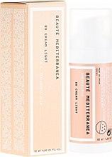 """Parfumuri și produse cosmetice BB-cream """"Piele fină"""" - Beaute Mediterranea BB Cream"""