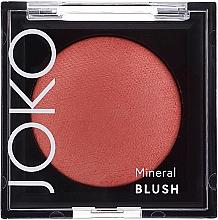 Parfumuri și produse cosmetice Минеральные запеченные румяна для лица - Joko Mineral Blush