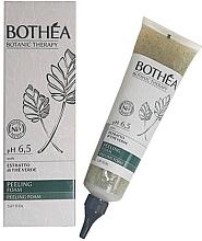 Parfumuri și produse cosmetice Пенка-пилинг с экстрактом дальневосточного зеленого чая - Bothea Botanic Therapy Peeling Foam pH 6.5