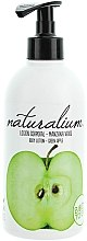 "Parfumuri și produse cosmetice Loțiune de corp ""Măr verde"" - Naturalium Body Lotion Green Apple"