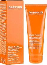 Parfumuri și produse cosmetice Cremă de protecție anti-îmbătrânire pentru corp - Darphin Soleil Plaisir Anti-Ageing Suncare SPF 30