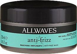 Parfumuri și produse cosmetice Mască pentru păr neascultător - Allwaves Anti-Frizz Mask