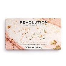 Paletă de machiaj - Makeup Revolution Roxxsaurus Roxi Highlight & Contour Palette — Imagine N5